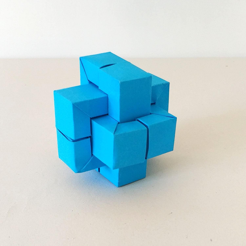 PVITELLI NET - Six Piece Burr Puzzle